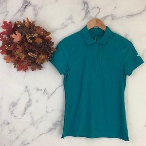 Nike Golf Victory Emboss Polo Shirt